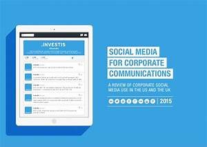 A Review: Top Social Media For Corporate Communications 2015