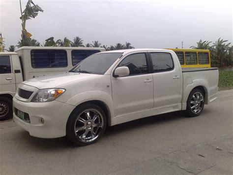 Toyota Hilux Modification jumbongpogi 2008 toyota hilux specs photos modification