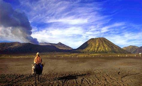 foto foto keindahan wisata gunung bromo jawa timur