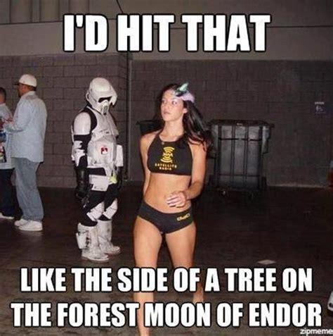 Sexy Ass Meme - 27 times the internet made star wars hilarious smosh