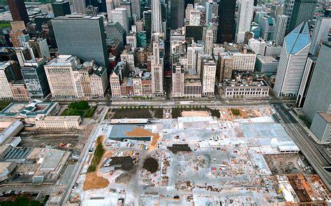 history of millennium park the history of millennium park in 3 minutes chicago tribune