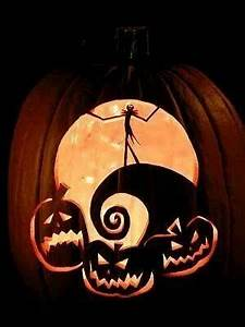 Cool Pumpkin Carving #jack, nightmare before christmas ...