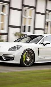 Porsche Panamera Sport Turismo hybrid review | DrivingElectric