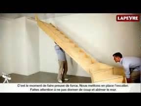 Escalier Modulable Sogem by Comment Monter Escalier Bois La R 233 Ponse Est Sur Admicile Fr