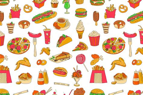 Cute Food Wallpapers (58+ Images