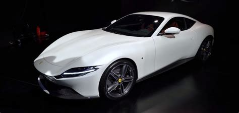 Latest details about ferrari roma's mileage, configurations, images, colors & reviews available at carandbike. Ferrari Lifts the Curtains off all new Roma Coupe