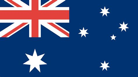 Cook Island Flag Template by El Origen De La Bandera De Australia