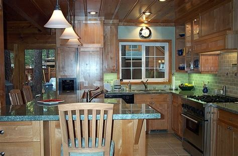 wolf kitchen cabinets small tahoe cabin home 1124