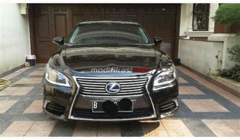 Modifikasi Lexus Ls by Lexus Ls600 Hl 2013 Hybrid Langsung Mana