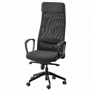 Ikea Stuhl Volmar : markus office chair vissle dark gray ikea ~ A.2002-acura-tl-radio.info Haus und Dekorationen