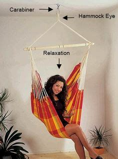 How To Hang A Hammock In A Bedroom by How To Hang A Swing Chair From A Ceiling Joist