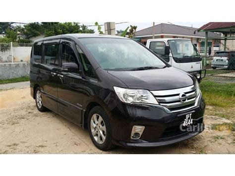 Nissan Serena 2013 S-hybrid High-way Star 2.0 In Johor