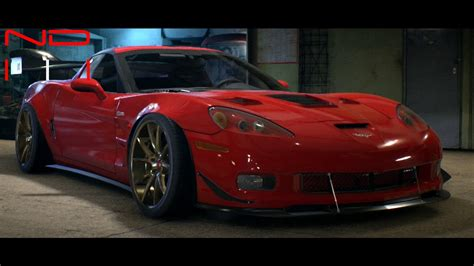 Chevrolet Corvette Z06 (2013)  Modified  Nfs2015 Sound