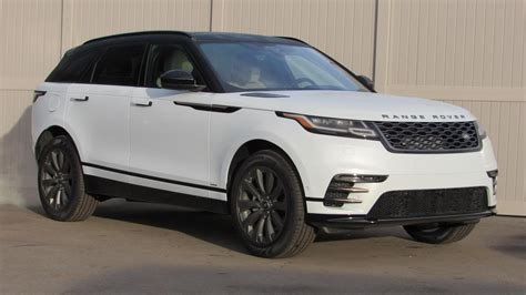 Land Rover Range Rover Velar Picture by New 2019 Land Rover Range Rover Velar P250 R Dynamic Se