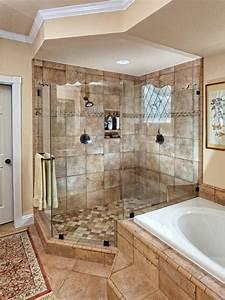 Mosaique Pour Salle De Bain : le carrelage beige pour salle de bain 54 photos de ~ Premium-room.com Idées de Décoration