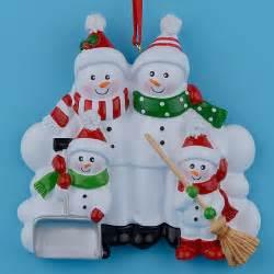 aliexpress com buy snowman family shovel of 4 polyresin