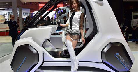 wild car designs debut  tokyo motor show