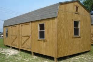 building a large storage building