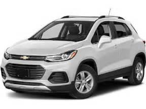 2017 Chevrolet Trax White