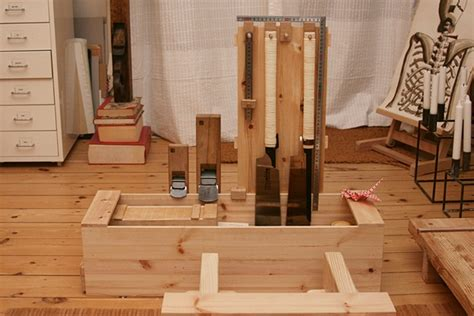 japanese tools  japanese toolbox finish drawer wood