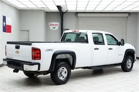 sell   chevy hd diesel  ls long bed crew