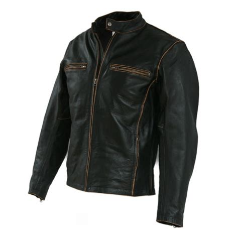 bike jackets for sale biker motorcycle faded seams vintage leather jackets for