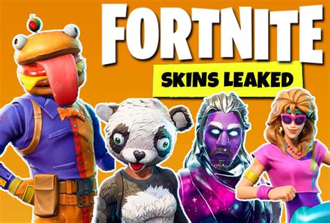 fortnite  skins leaked update  patch reveals