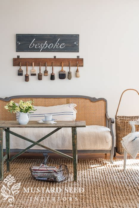 Farmhouse Sofa by Farmhouse Style Sofas Miss Mustard Seed