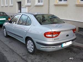 2002 Renault Expression Megane Classic 1 6