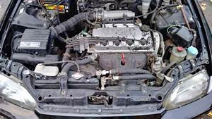 1993 Honda Civic Si  100  Stock  Only 117k Miles  Fully