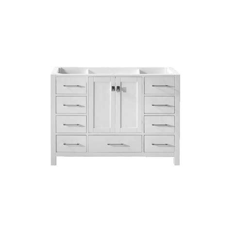 24 x 21 vanity cabinet virtu usa caroline avenue 47 24 in w x 21 65 in d x 33