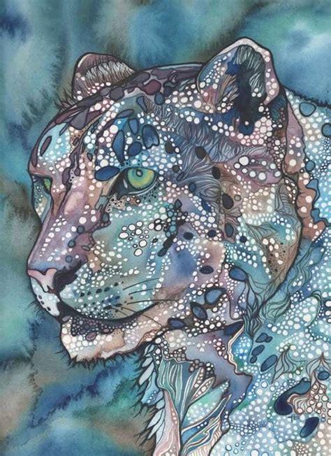 bubble infused animal artworks tamara phillips