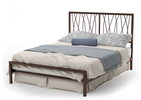 Queen Size Bed Frames With Headboard Footboard Rails Set