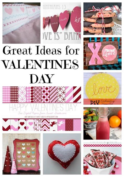 10+ Great Ideas For Valentines Day  Life Sew Savory