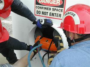 Confined Space Accident Kills 2, Injures 3, at Power Plant