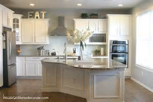 Kitchen Makeover 1 4 Island Molding Modern Kitchen Paint Colors With Oak Cabinets