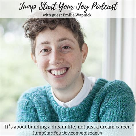 Ep84 How To Be Everything With Emilie Wapnick On Her