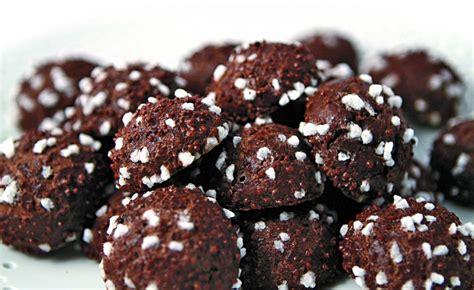 cours de cuisine chocolat chouquettes au chocolat par l 39 école de cuisine alain ducasse