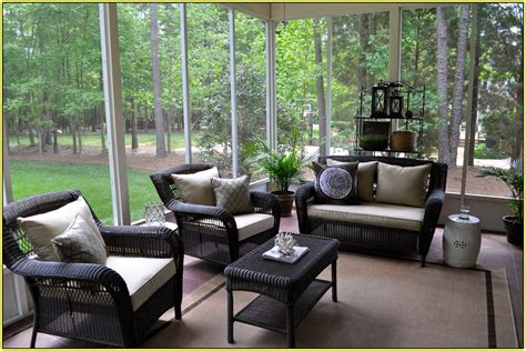 fresh manchester screened in back porch furniture 22667