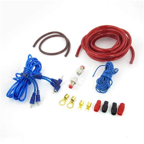 Walmart Canada Wiring Kit by Auto Car 2000w Rca To Rca Audio Cable Lifier Speaker