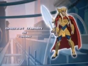 Next Avengers Heroes of Tomorrow Torunn