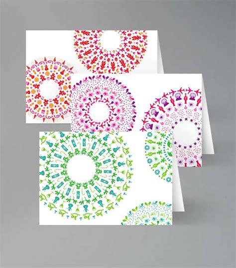 birthday card design kaleidoscope default card design ideas
