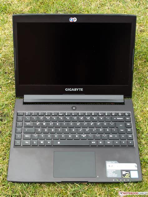 gigabyte aero 14 7700hq gtx 1060 laptop review