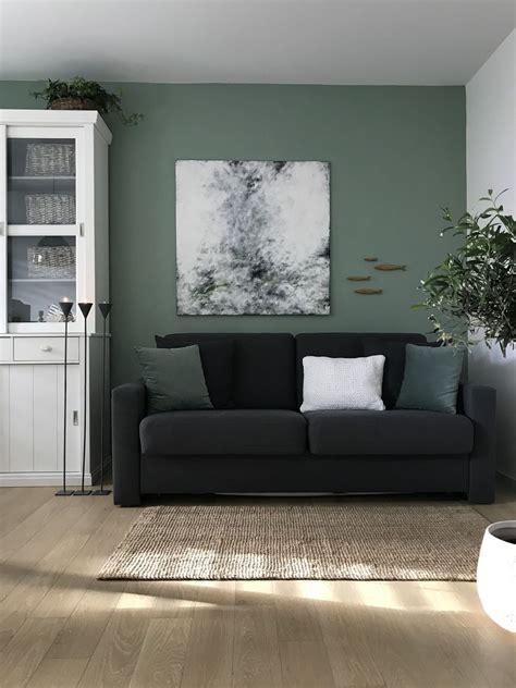Wandfarbe Grau Grün by Wandfarbe Gr 252 N Die Besten Ideen Und Tipps Zum Streichen