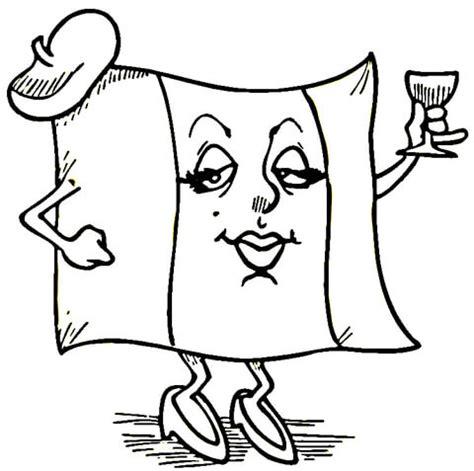 coloriage drapeau francais avec beret  verre de vin