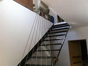Geländer Für Treppe : die besten 25 treppengel nder edelstahl ideen auf ~ Michelbontemps.com Haus und Dekorationen