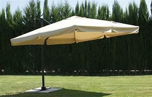 Jardiland Parasol Déporté : parasole deporte beautiful parasol dport pivotable et ~ Premium-room.com Idées de Décoration