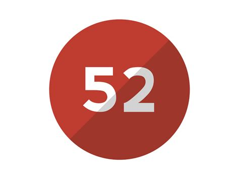 Name Number 52 In Numerology