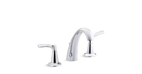 kohler mistos sink faucet mistos widespread bathroom sink faucet k r37026 4d kohler