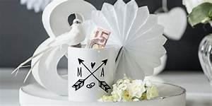 Kreative Geldgeschenke Zur Hochzeit BEAUTYPUNK